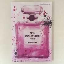 Oliver Gal★Couture Parfum Pink★キャンバスアート 61cmx91cm