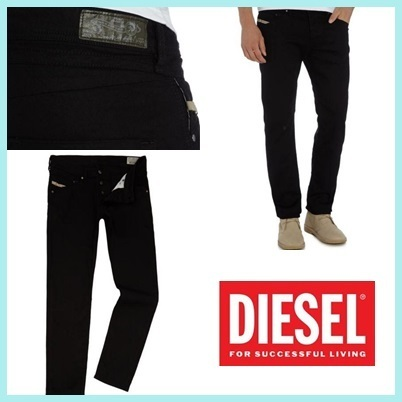 DIESELディーゼル Belther 886z Tapered Fit ジーンズ送料関税込