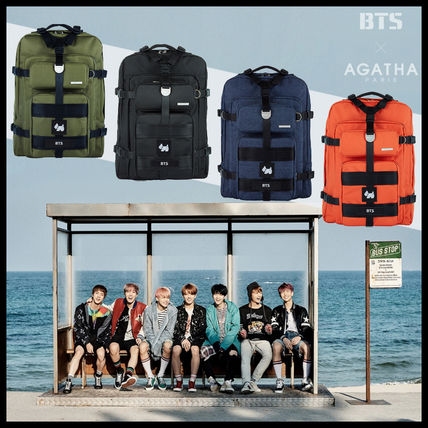 EMS secured shipping bullet proof Boy Scouts BTS X AGATHA
