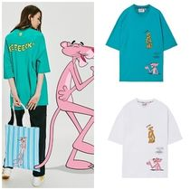 STEREO VINYLSの[Pink Panther] Comics S/S T-shirts 全2色