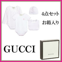 GUCCI★ベビーギフト4点セット★ガールズピンク★お箱入り