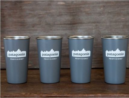 Patagonia stainless steel cups 3 color.