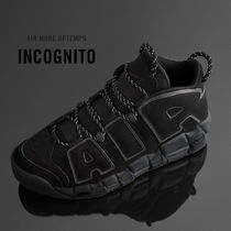 早い者勝ち メンズ NIKE AIR MORE UPTEMPO INCOGNITO