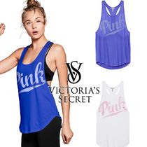 ☆Victoria'sSecret☆PINK☆Yバックヨガタンクトップ♪国内発送