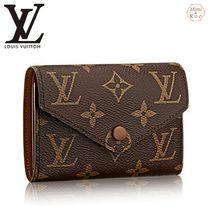 Louis Vuitton☆PORTEFEUILLE VICTORINE*折りたたみ財布