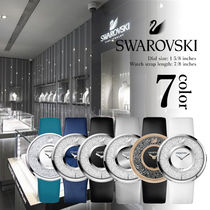 VIP価格【SWAROVSKI】Crystalline Watch 38x38mm