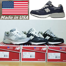 C007/ アメリカ製  Mens Classic 993 Running Shoes Training