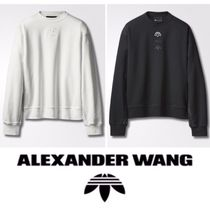 ★ADIDAS ORIGINALS BY ALEXANDER WANG★AW LOGO CREWスウェット