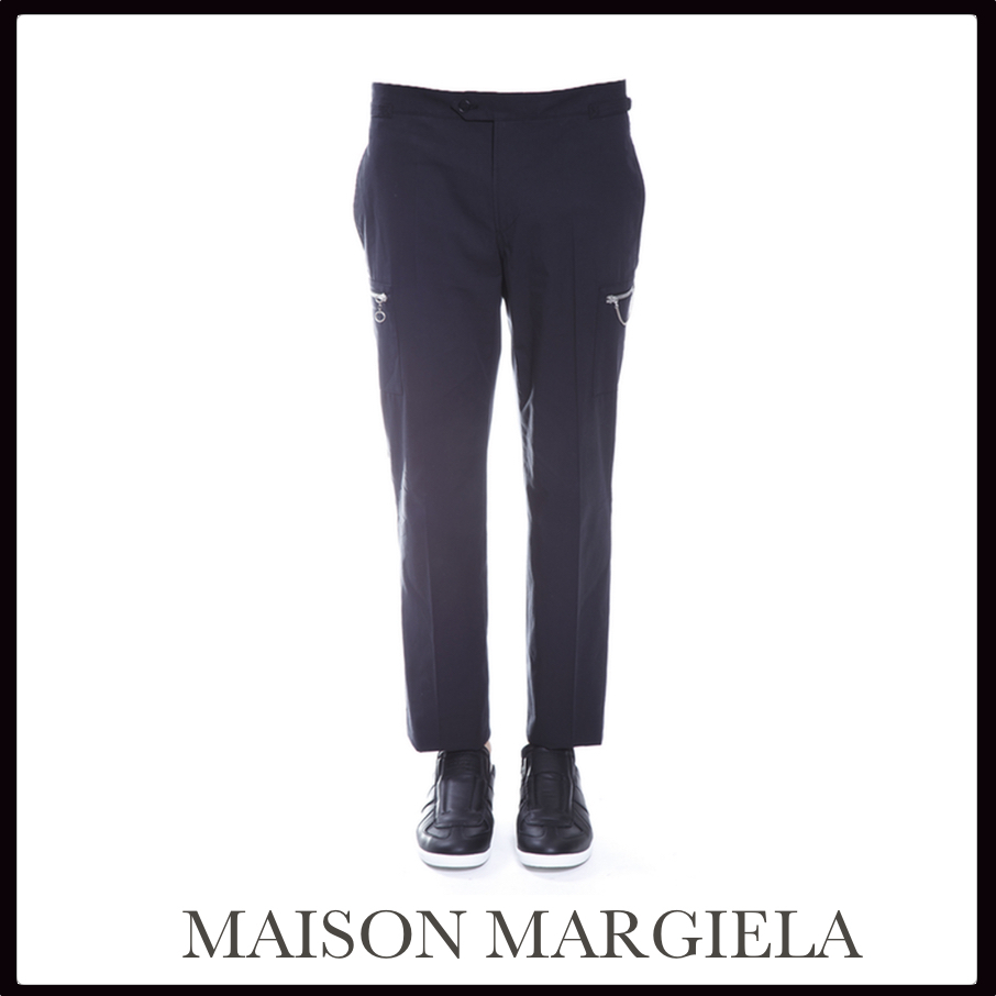 【VIP】数量限定MAISONMARGIELA STRETCHCARGOTROUSERS IN COTTON
