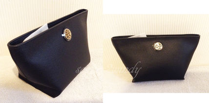 Tory Burch Cameron Cosmetic Case 化粧ポーチ 黒 トリーバーチ