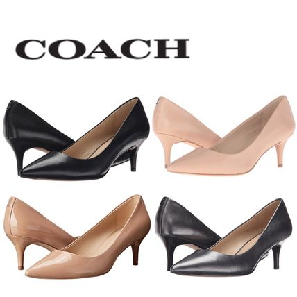 Sale★【COACH】パンプス★Lacey