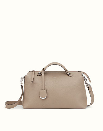 Were FENDI LARGE BY THE WAY * 8BL125 * DOVE-GREY