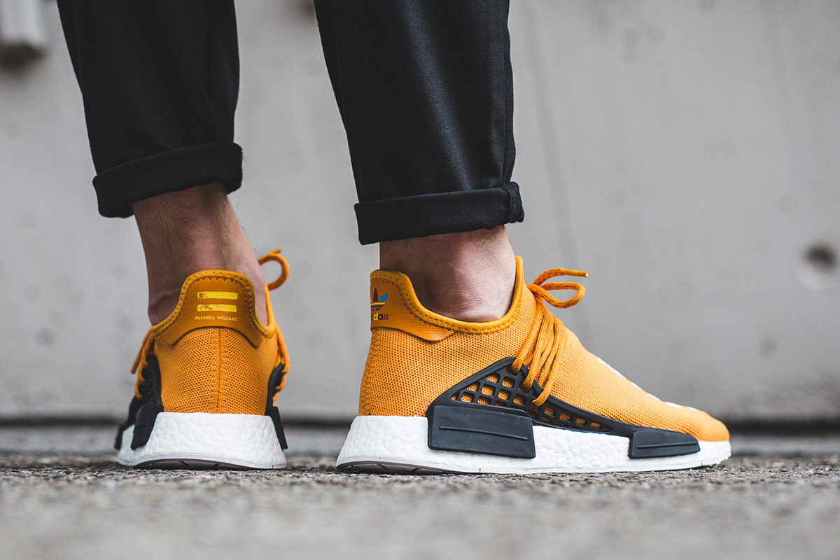 【セール】Adidas: Pharrel Williams Human Race NMD US6.5