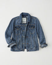 【Abercrombie & Fitch】新作!  CLASSIC DENIM JACKET