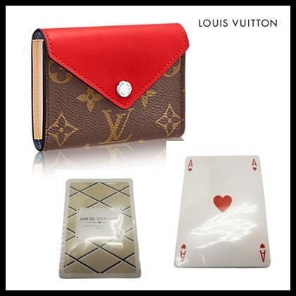 Louis Vuitton Louis * gift trip to fit cards