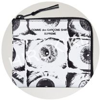 Supreme Comme des Garcons SHIRT Eyes Wallet 財布 ギャルソン