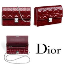 "送料関税込☆2016AW Dior ""MISS DIOR"" WALLET ON CHAIN クラッチ"