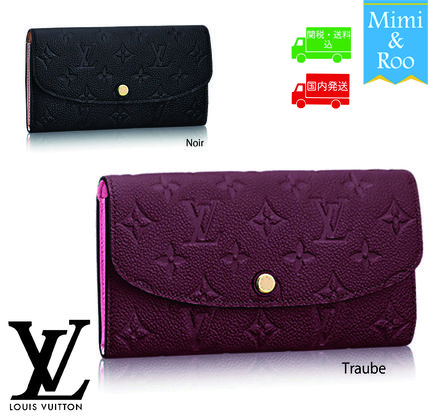 Louis Vuitton 長財布 Louis Vuitton☆モノグラム☆PORTEFEUILLE EMILIE*長財布