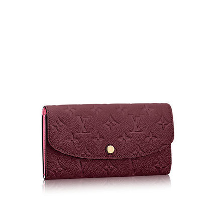Louis Vuitton 長財布 Louis Vuitton☆モノグラム☆PORTEFEUILLE EMILIE*長財布(2)