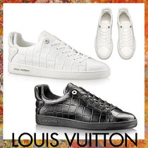LOUIS VUITTON★ Frontrow レザー スニーカー 2色
