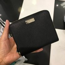【kate spade】新作☆laurel way darci 折り財布☆black☆