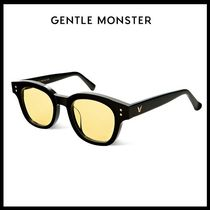 【GENTLE MONSTER】INSIGHT 01(yellow) サングラス