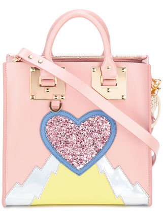 Shipping fashion cute embellished tote bag tote