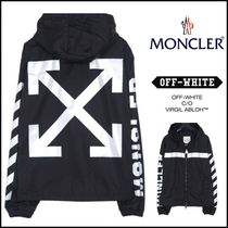 Off-White X MONCLER / 17SS 4110080 54155 999