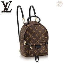 Louis Vuitton*モノグラム PALM SPRINGS BACKPACKmini☆リュック