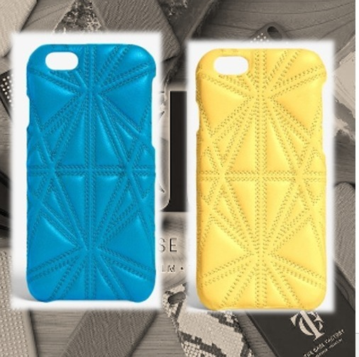 THE CASE FACTORY★IPHONE6 / 6S TRIANGOLO NAPPA