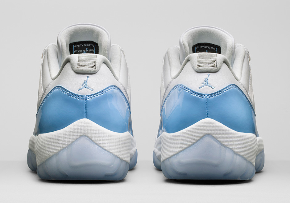 SS17 AIR JORDAN 11 LOW MEN'S UNIVERSITY BLUE 送料無料
