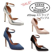 Steve Madden☆セール☆Hartly d'Orsay パンプス(4色)