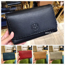 新作SALE! TORY BURCH★Marion Flat Wallet Crossbody 40862