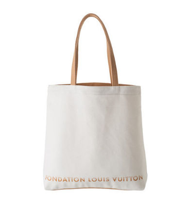 Louis Vuitton トートバッグ ☆パリ限定☆人気ファンダシオンルイヴィトン美術館トートバッグ(2)