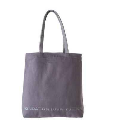 Louis Vuitton トートバッグ ☆パリ限定☆人気ファンダシオンルイヴィトン美術館トートバッグ(5)