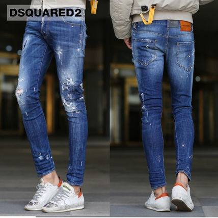 D SQUARED2 dsquared SEXY TWIST JEANS 74LB0082
