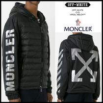 Off-White X MONCLER / 17SS TABLIER 4131080 57425 999