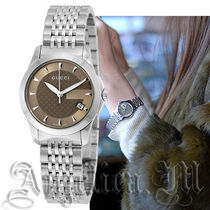 ★関税・送料込★GUCCI G-Timeless Ladies Watch YA126503