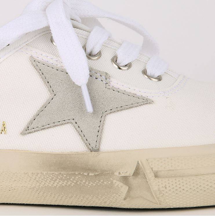 【関税負担】GOLDEN GOOSE 17SS CALIFORNIA CANVAS SNEAKERS