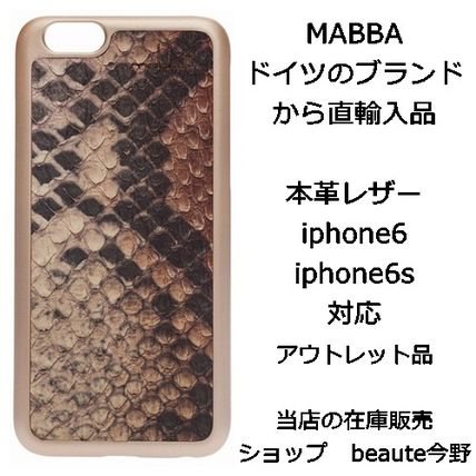 mabba iPhone・スマホケース アウトレット mabba マッバ iPhone 6 6s Case The Mullet 即納