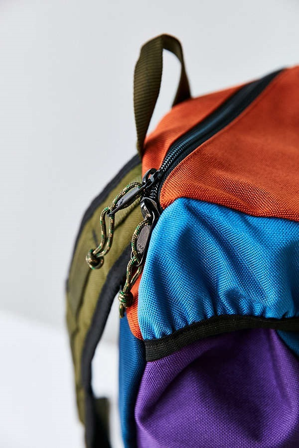 EPPERSON MOUNTAINEERING カラーブロック バックパック リュック