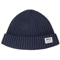 Ron Herman(ロンハーマン) ニットキャップ・ビーニー Deus Ex Machina・TANGO BEANIE WASHED NAVY