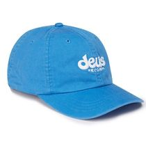 Deus Ex Machina・RECORDS CAP BLUE