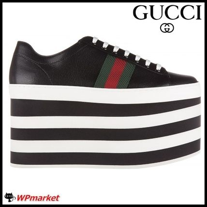 GUCCI_Guentin Plateau sneakers 452312 D3VN0