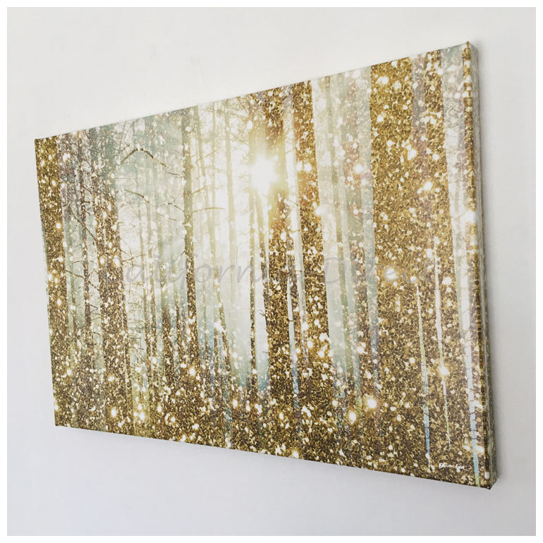 Oliver Gal Magical Forest 特大114x76cm キャンバスアート