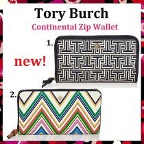 セール 大人気 Tory Burch Zip Continental Wallet 長財布