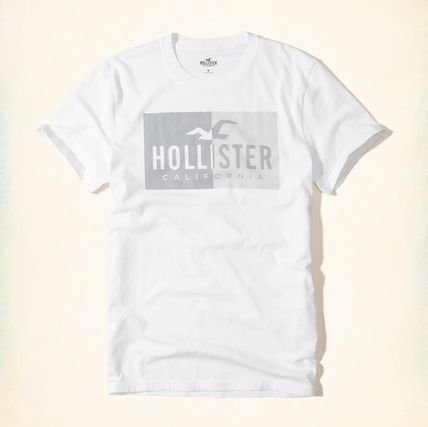 ★新作★送料込★Hollister★Logo Graphic Tee★