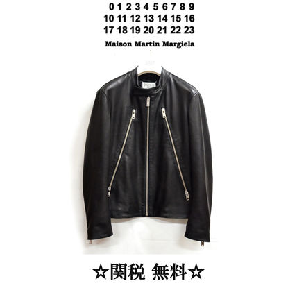 Maison Margiela ha of AZA riders jacket