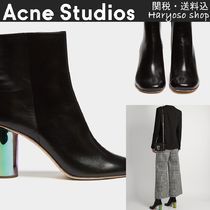 【国内発送】Acne★Althea leather ankle boots