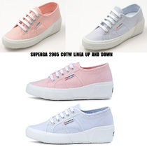 SUPERGA★2905 COTW LINEA UP AND DOWN★ウエッジヒール★2色
